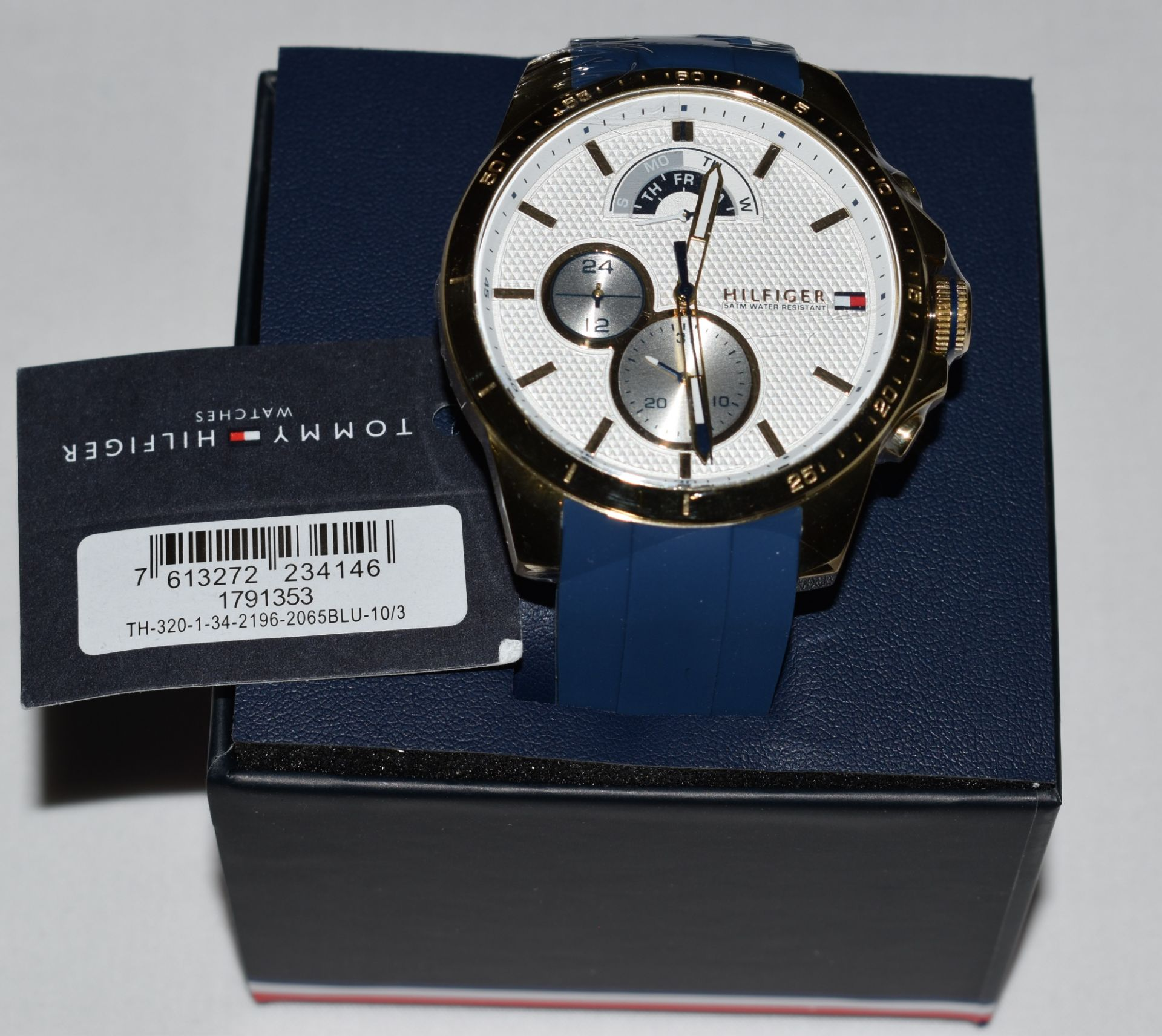Tommy Hilfiger Men's Watch 1791353 - Image 2 of 2