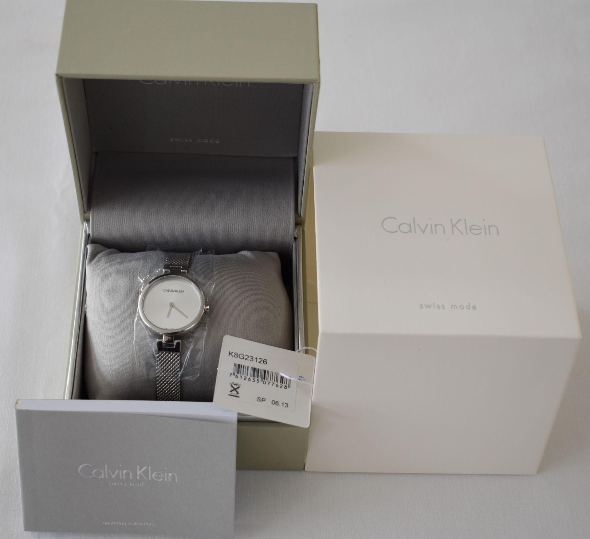 Calvin klein K8G23126 Ladies watch