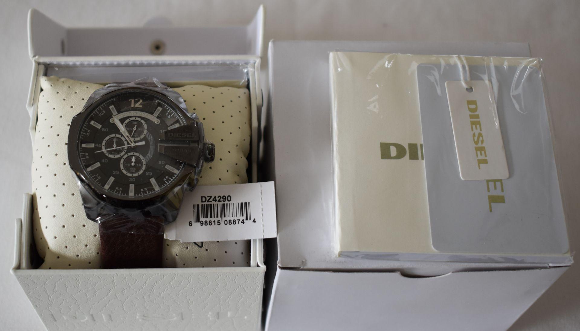 Diesel Men's Watch DZ4290