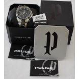 Police PL.15525JSTB/02M Men's Watch