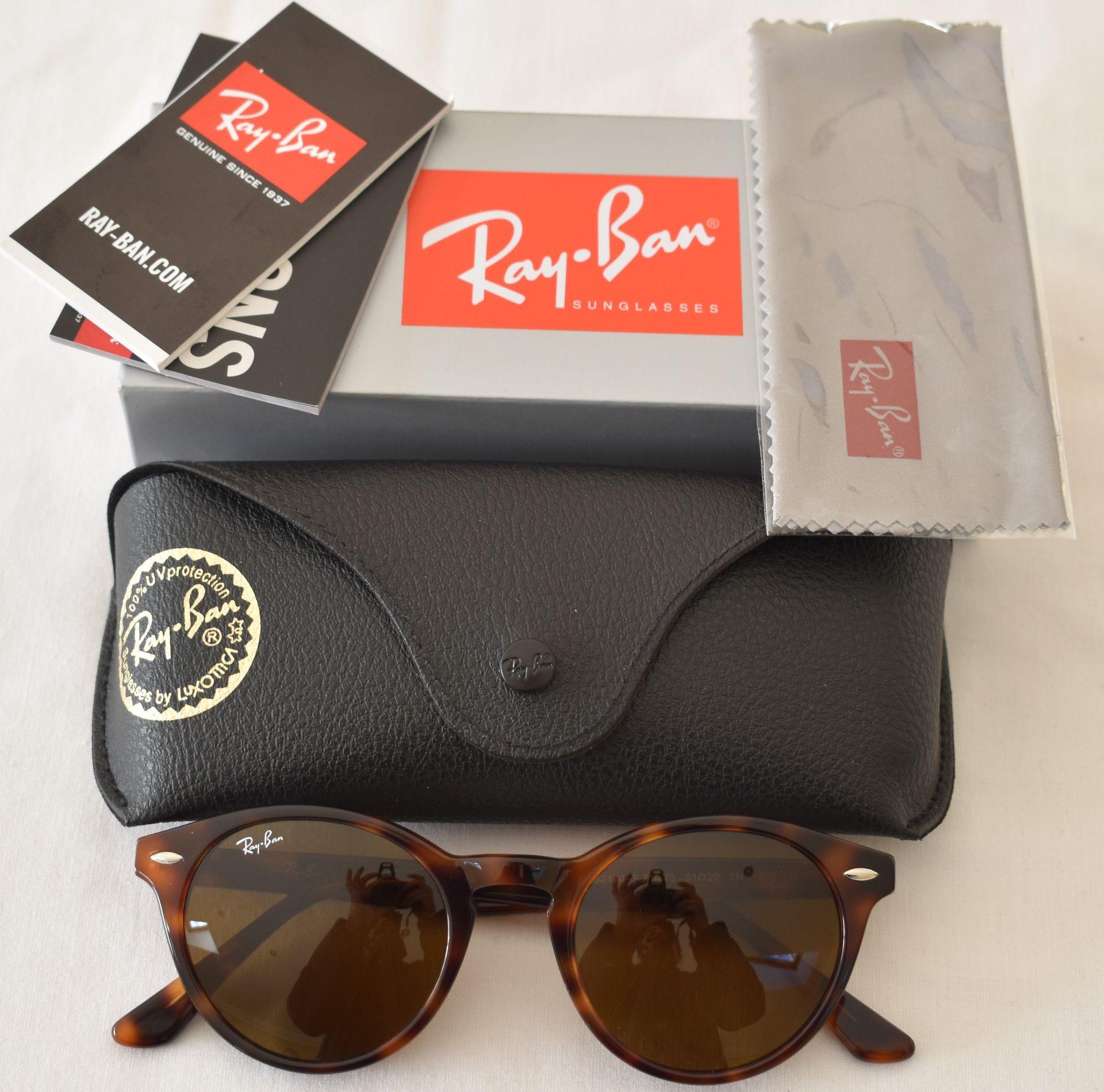 Ray Ban Sunglasses ORB2180F 710/73RB *3N - Image 2 of 3