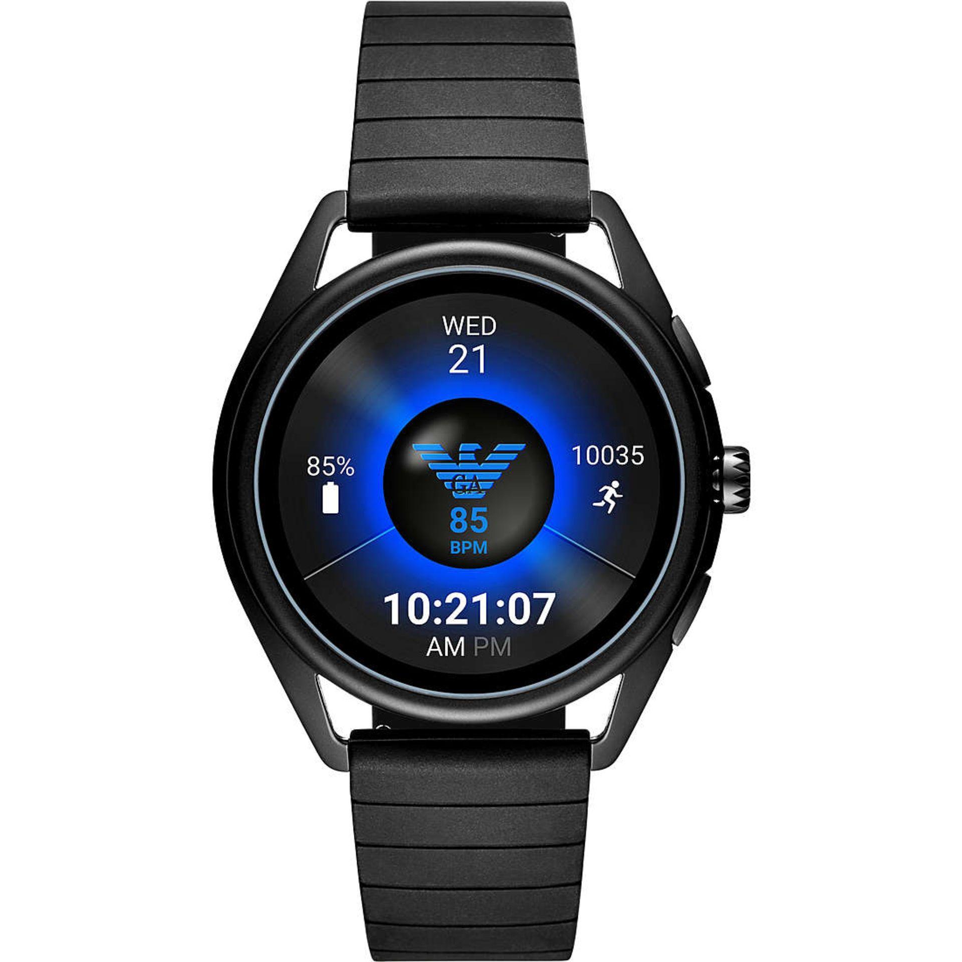 Emporio Armani Men's Smart Watch ART5017 - Image 2 of 2