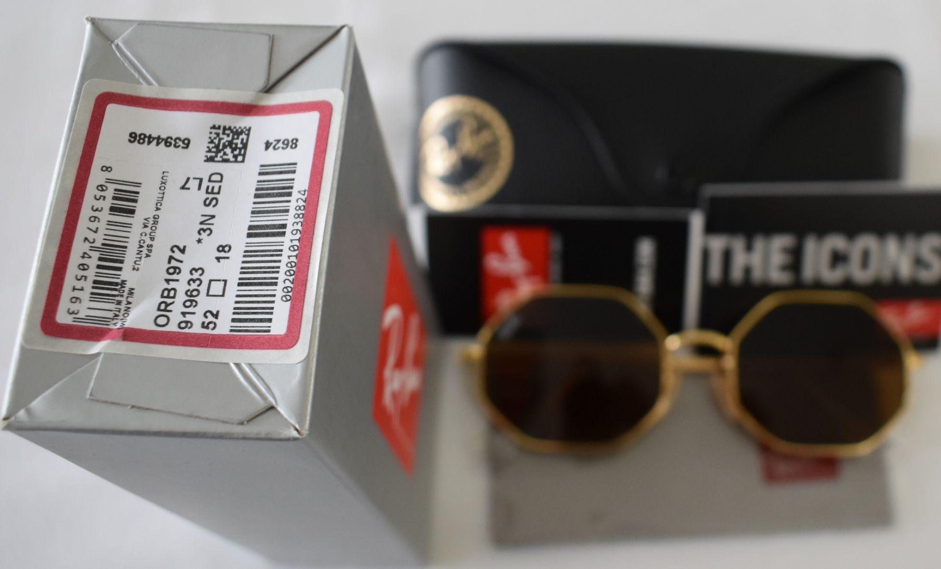 Ray Ban Sunglasses ORB1972 919633 *3N - Image 2 of 2
