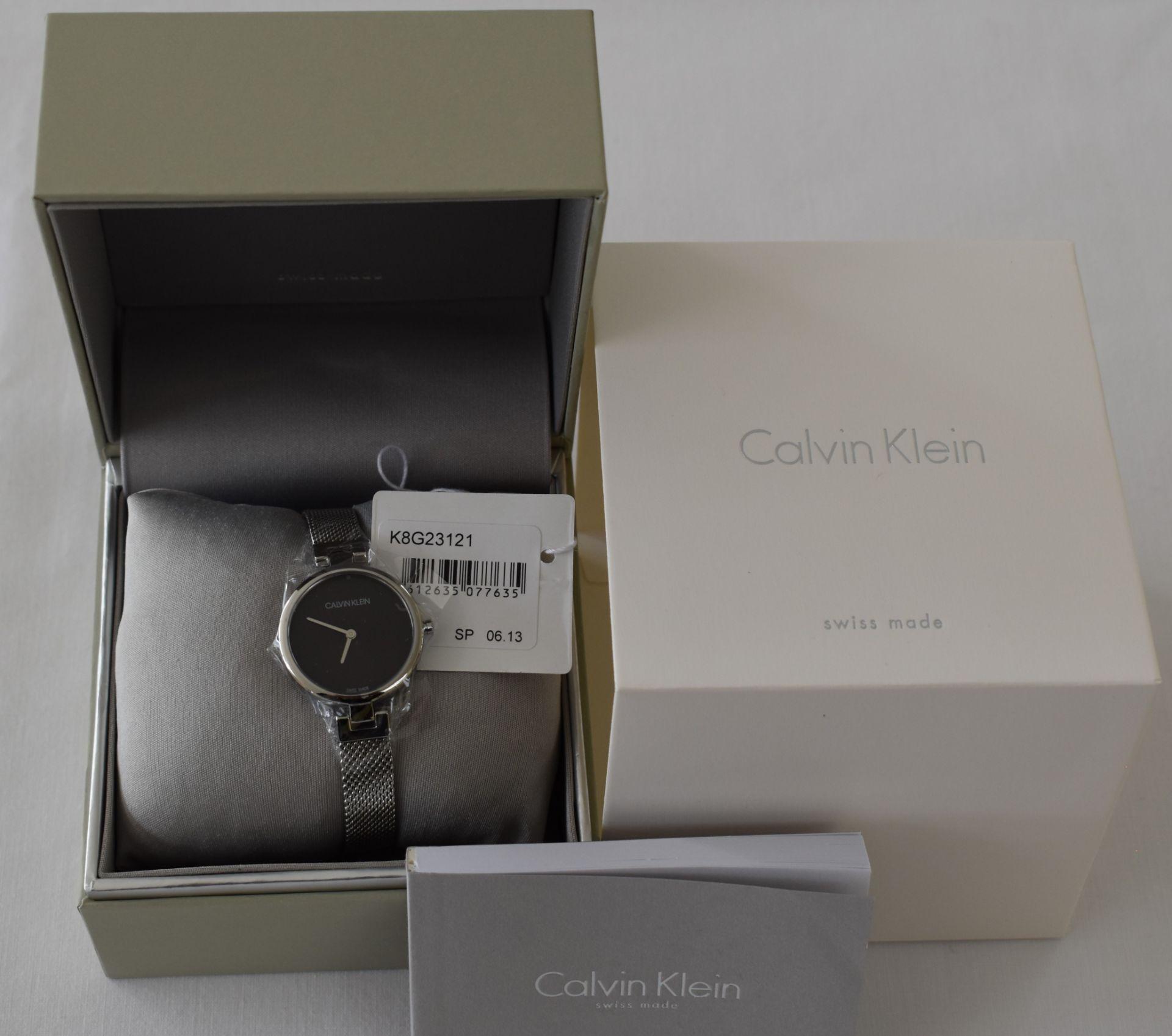 Calvin klein K8G23121 Ladies watch - Image 2 of 2