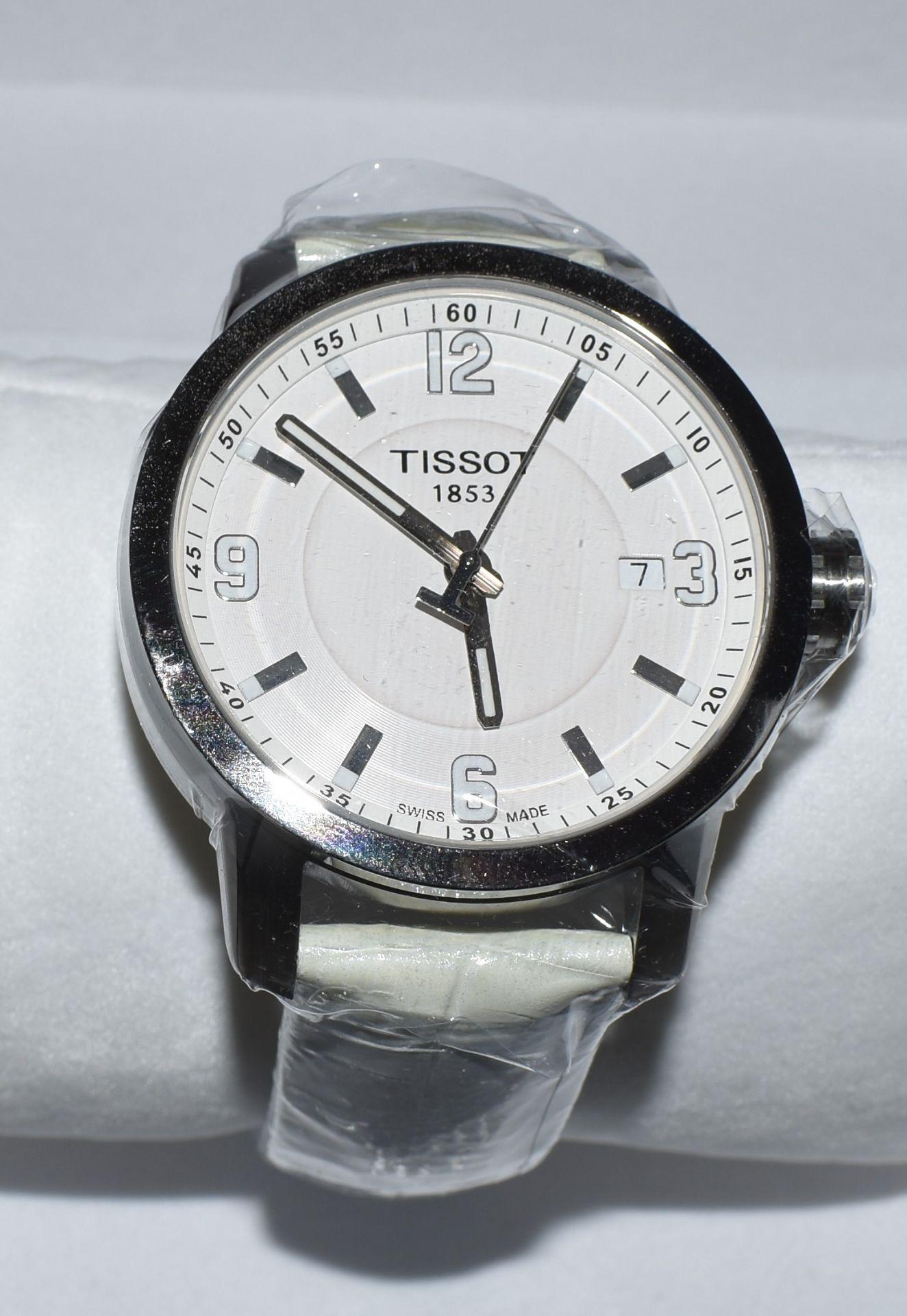 Tissot Men's Watch TO55.410.16.017.00 - Image 2 of 3