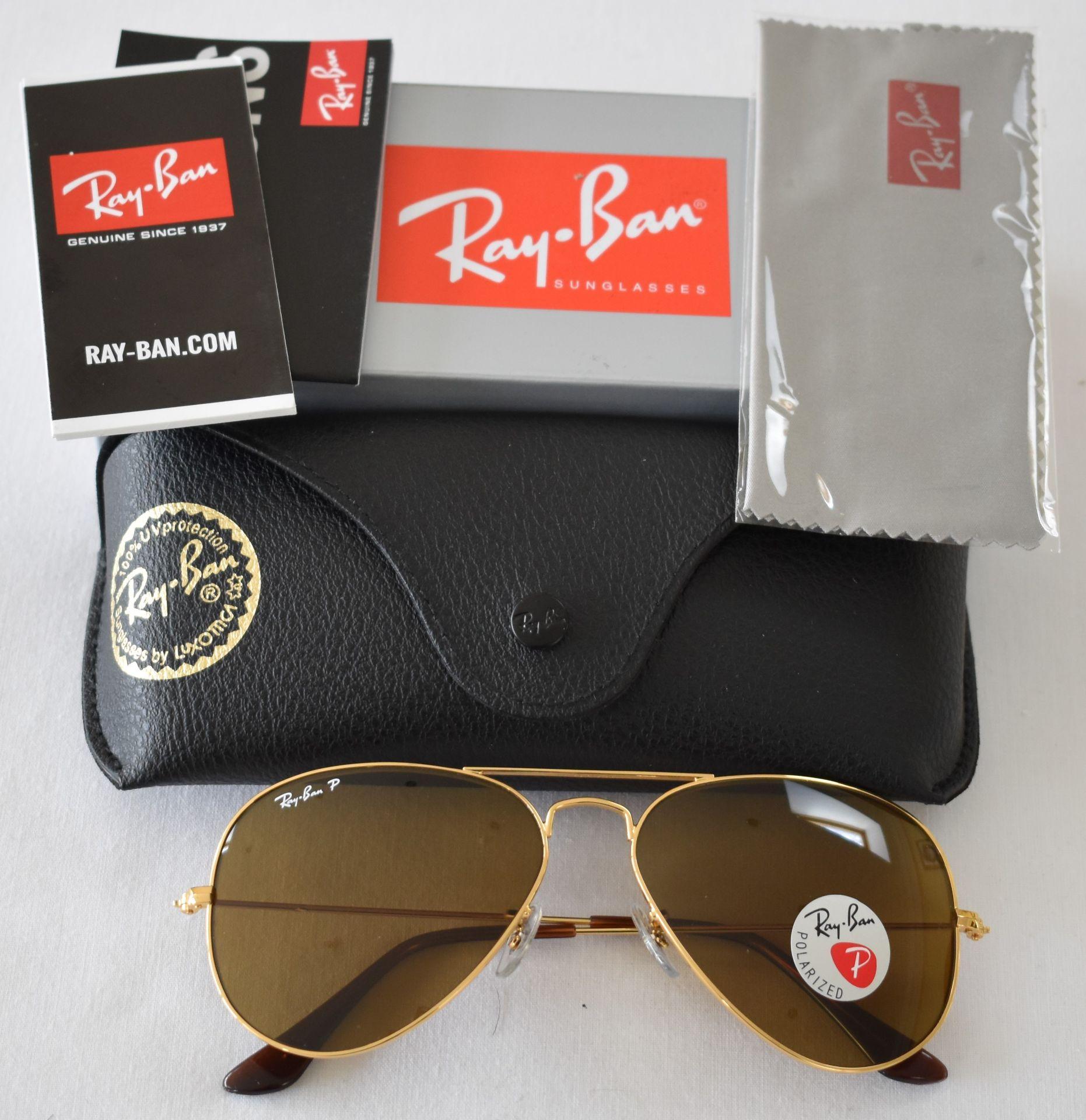 Ray Ban Sunglasses ORB3025 001/57 *3P