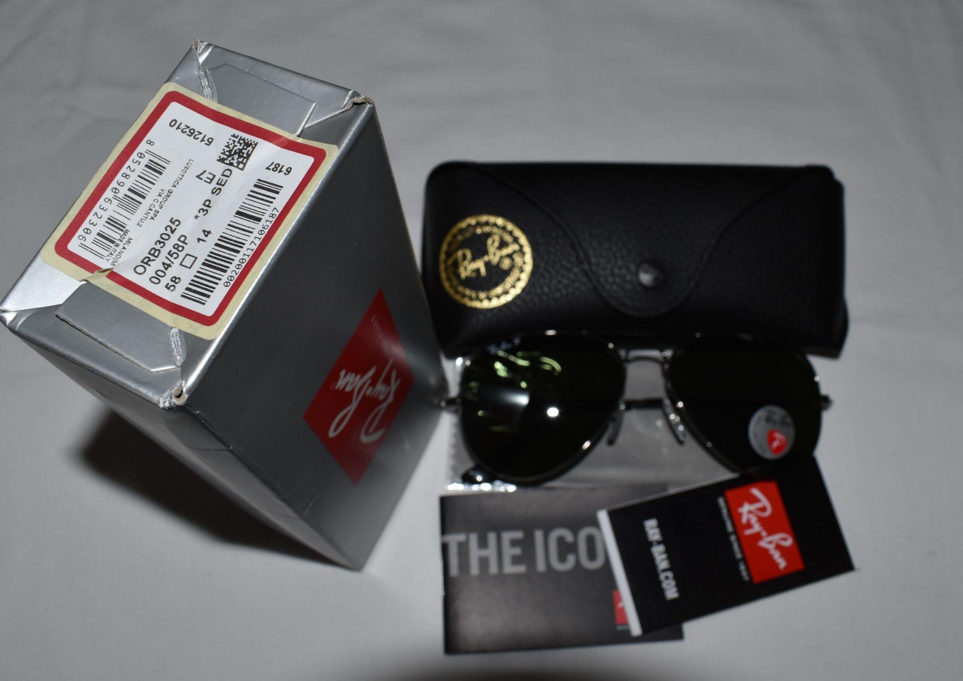 Ray Ban Sunglasses ORB3025 004/58 *3P - Image 2 of 2