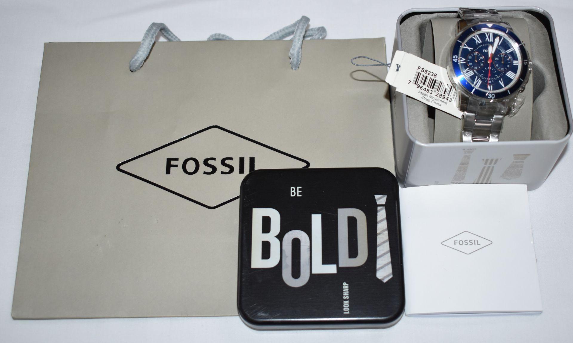 Fossil Men's Watch FS 5238