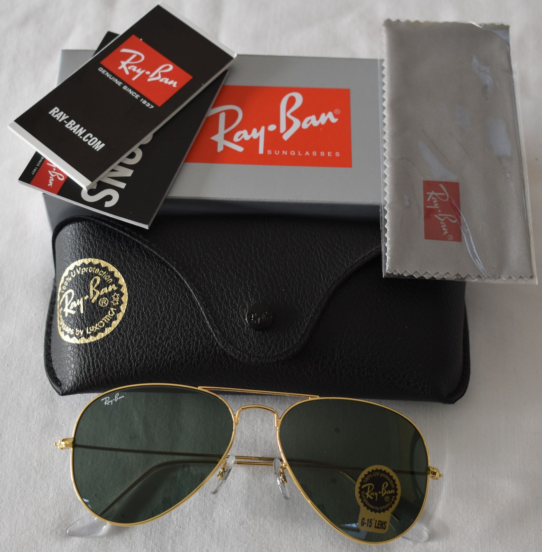 Ray Ban Sunglasses ORB3025 L2823*3N