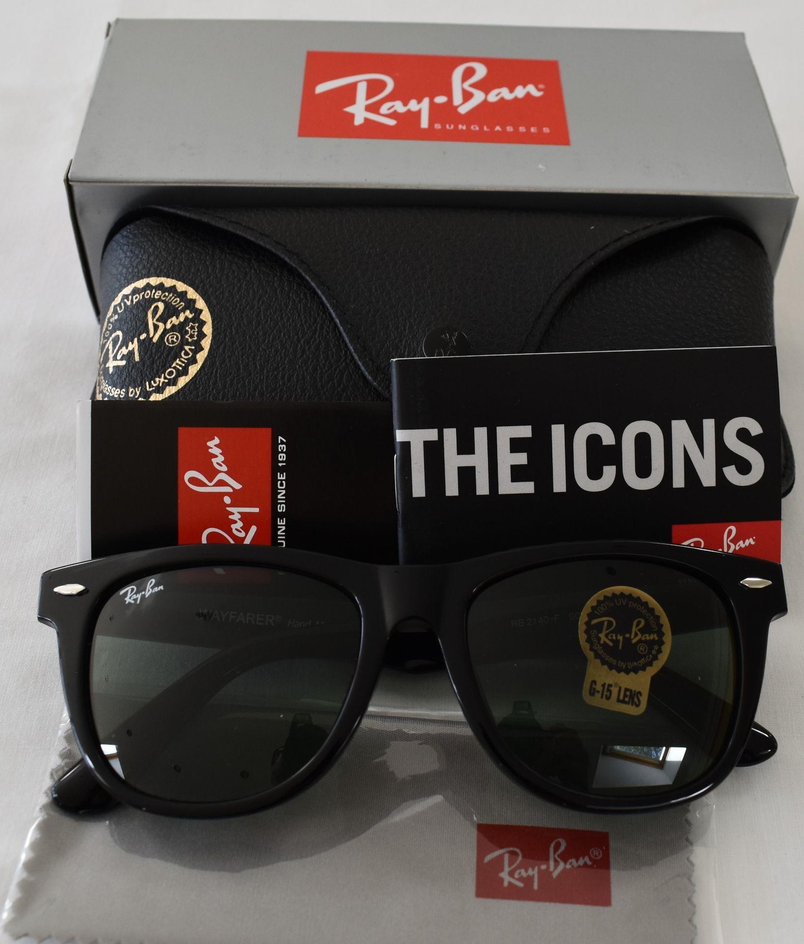 Ray Ban Sunglasses ORB2140F 901 *3N