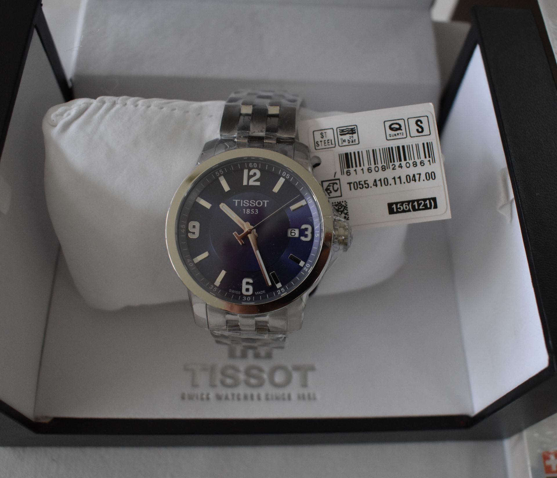 Tissot Men's Watch TO55.410.11.047.00 - Image 2 of 3