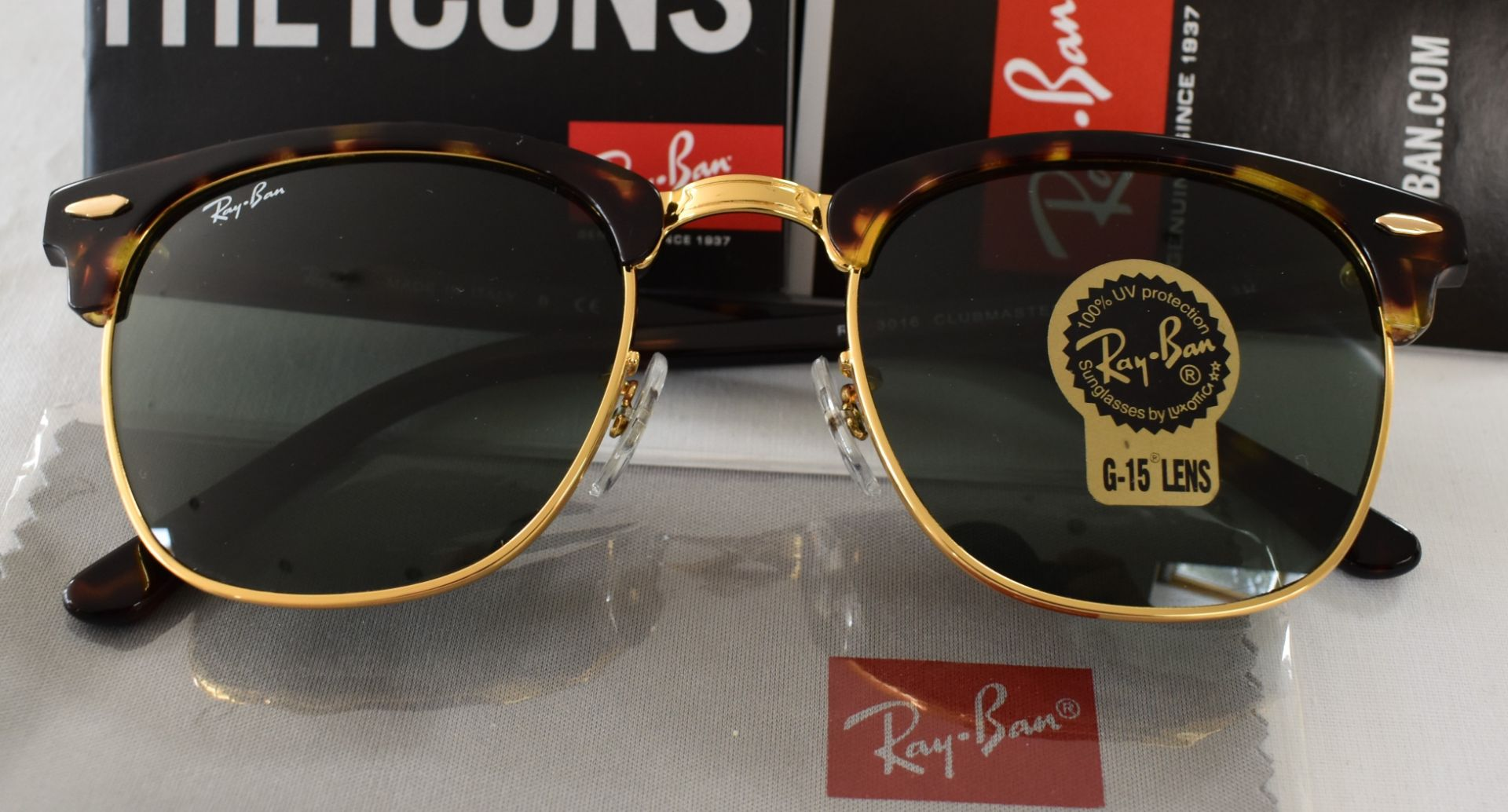 Ray Ban Sunglasses ORB3016 W0366 *3N - Image 2 of 3