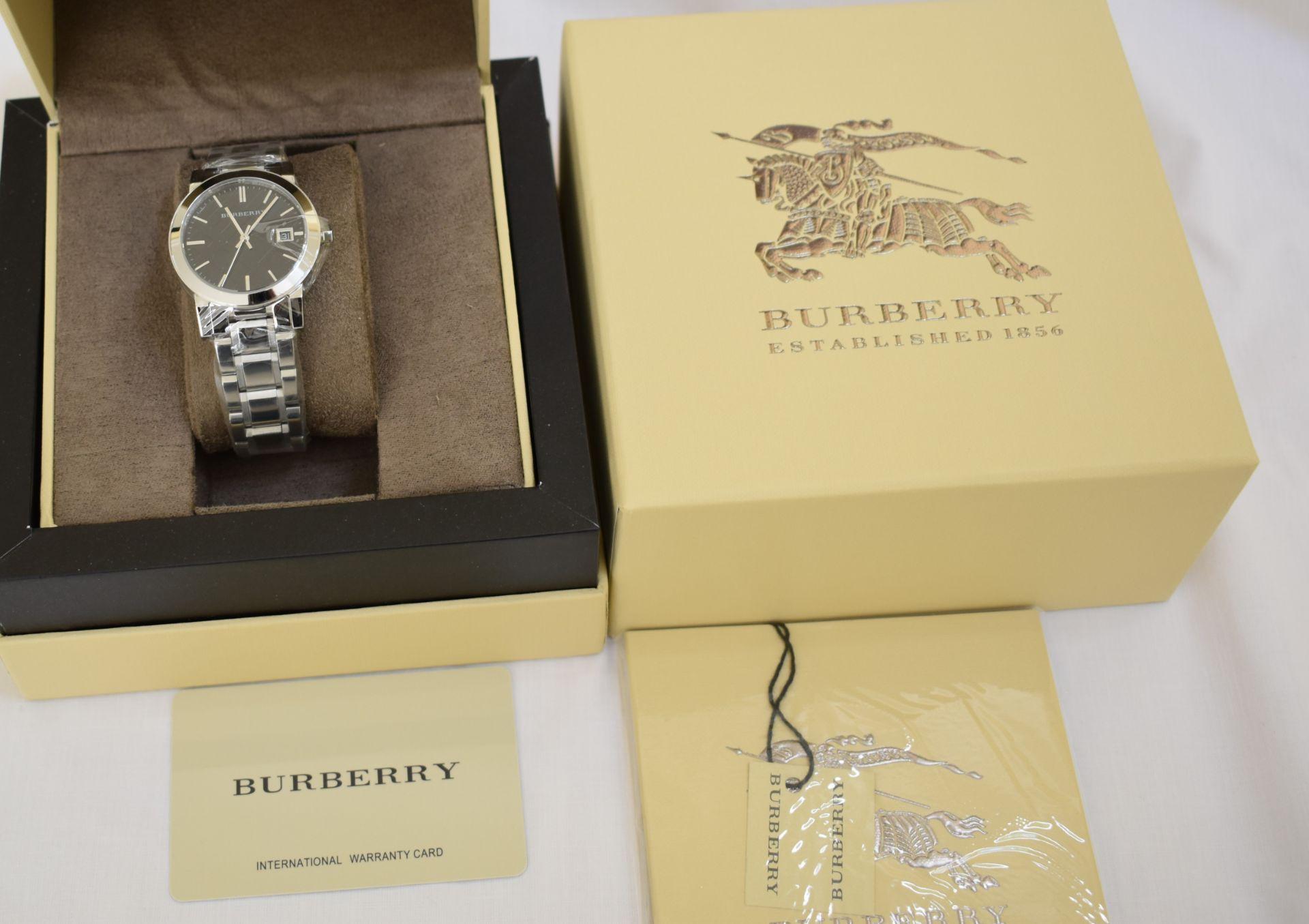 Burberry BU9201 Ladies Watch - Image 2 of 2