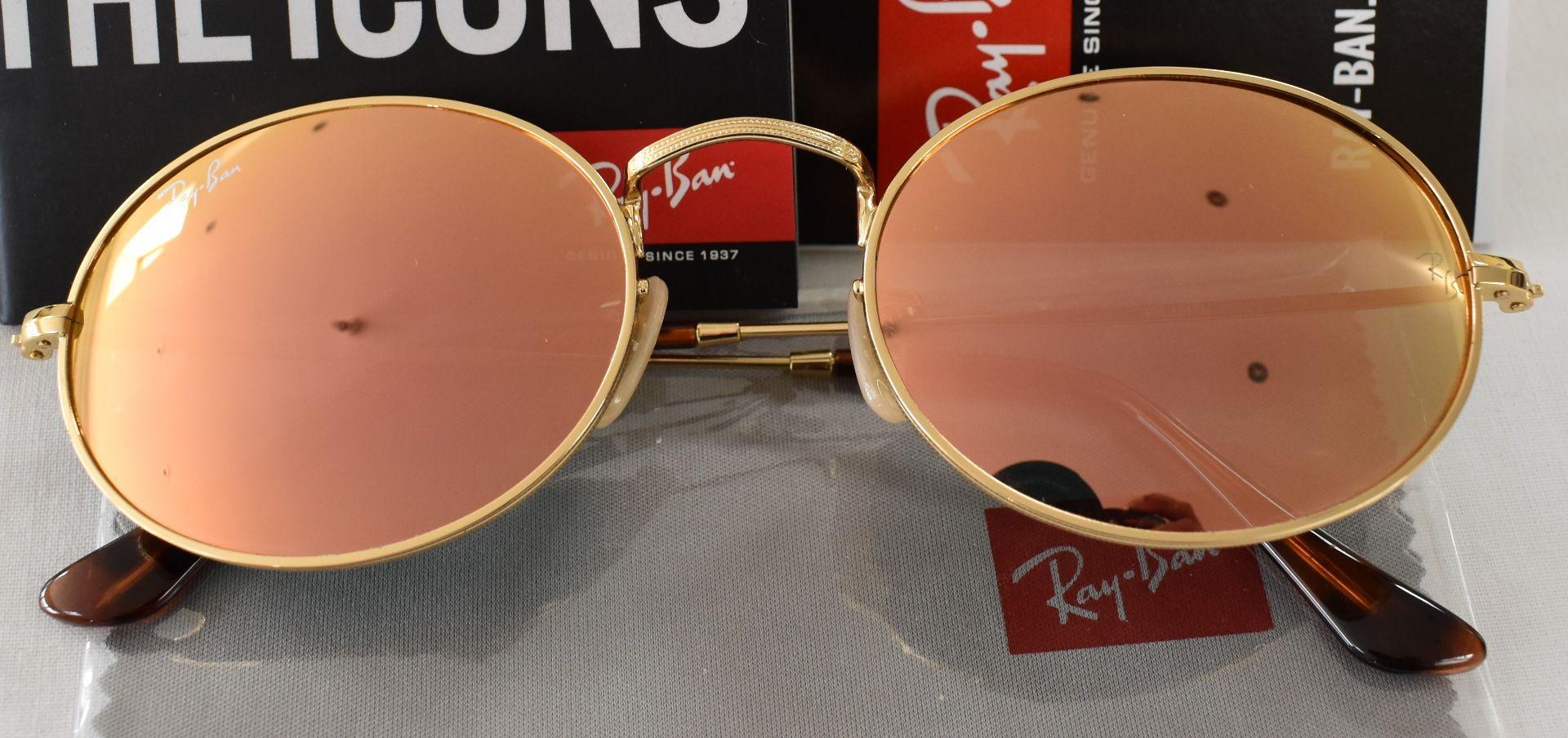 Ray Ban Sunglasses ORB3547N 001/Z2 *3N - Image 2 of 3