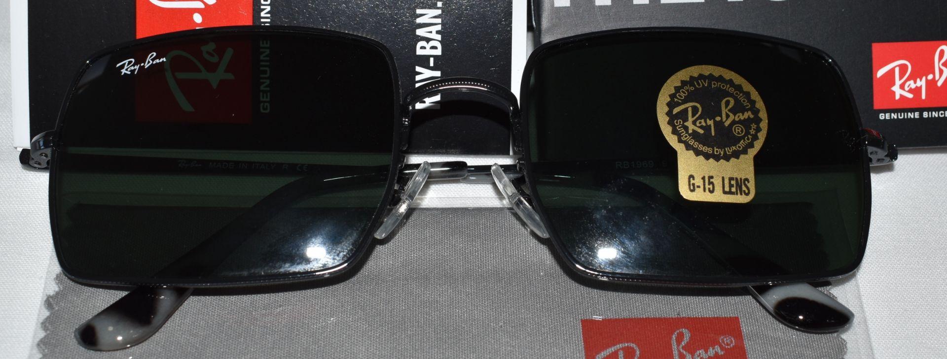 Ray Ban Sunglasses ORB1969 919931 *3N - Image 2 of 3