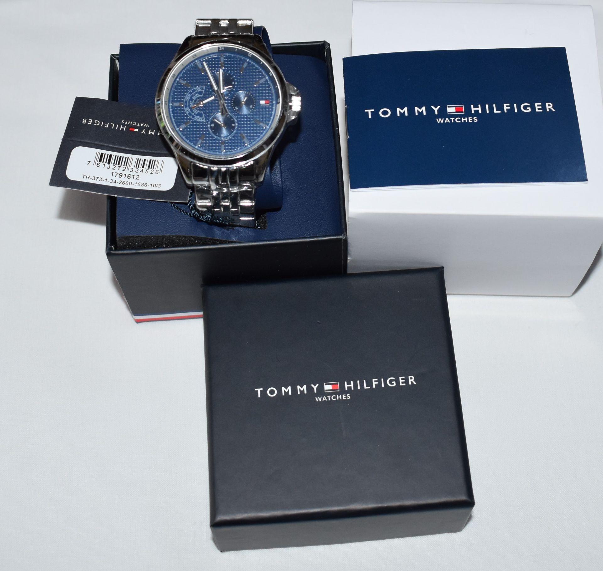 Tommy Hilfiger Men's Watch 1791612