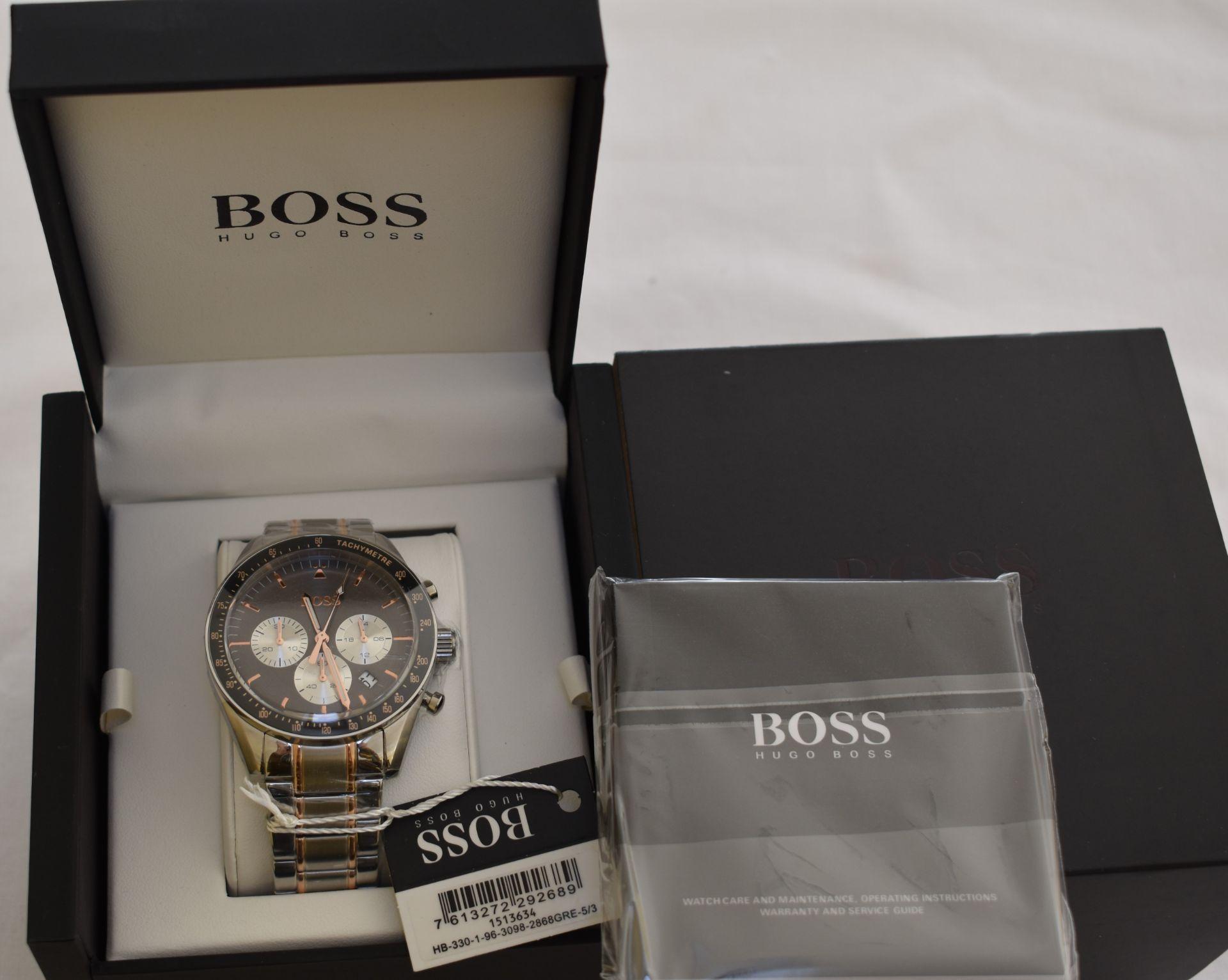 Hugo Boss Men's Watch HB1513634