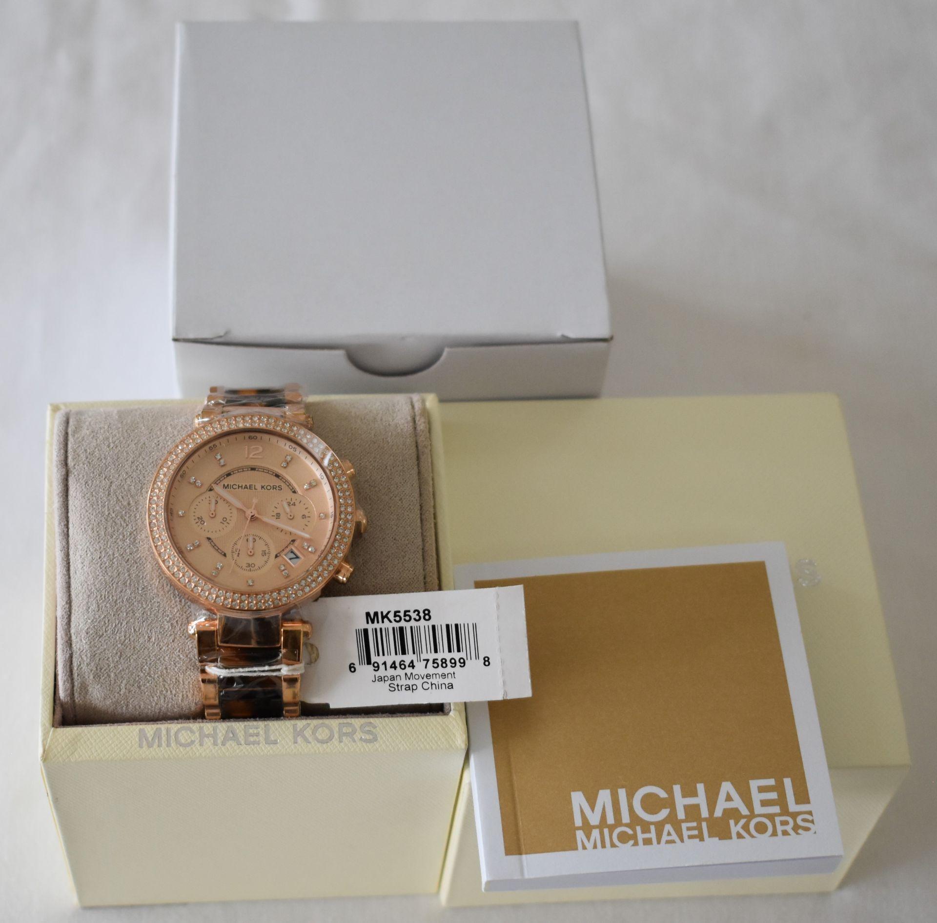 Michael Kors MK5538 Ladies Watch
