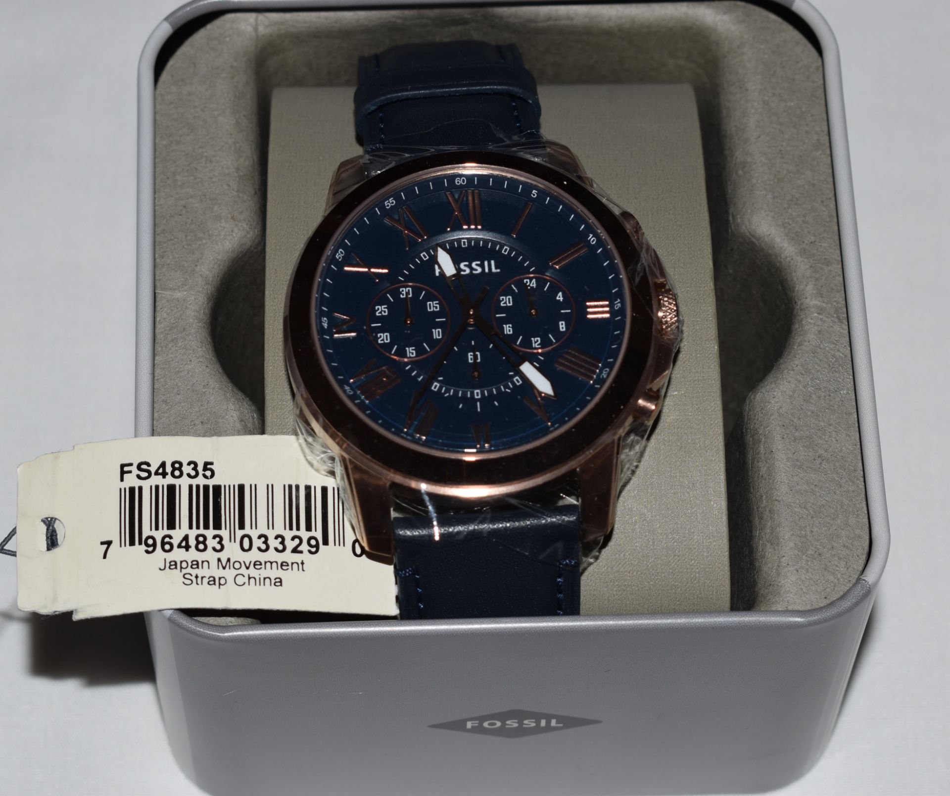 Fossil Men's Watch FS 4835 - Image 2 of 2