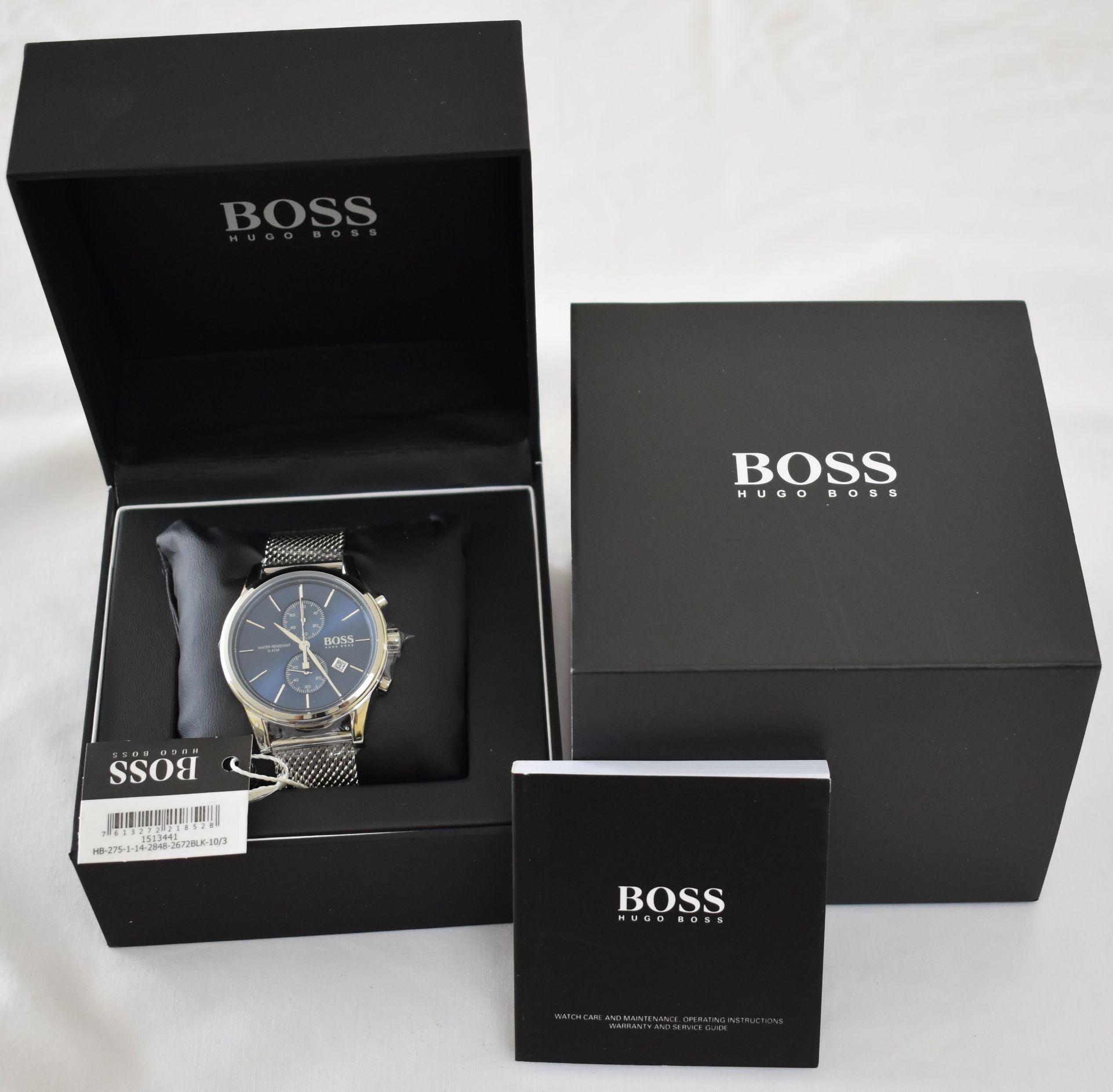 Hugo Boss Men's Watch HB1513441