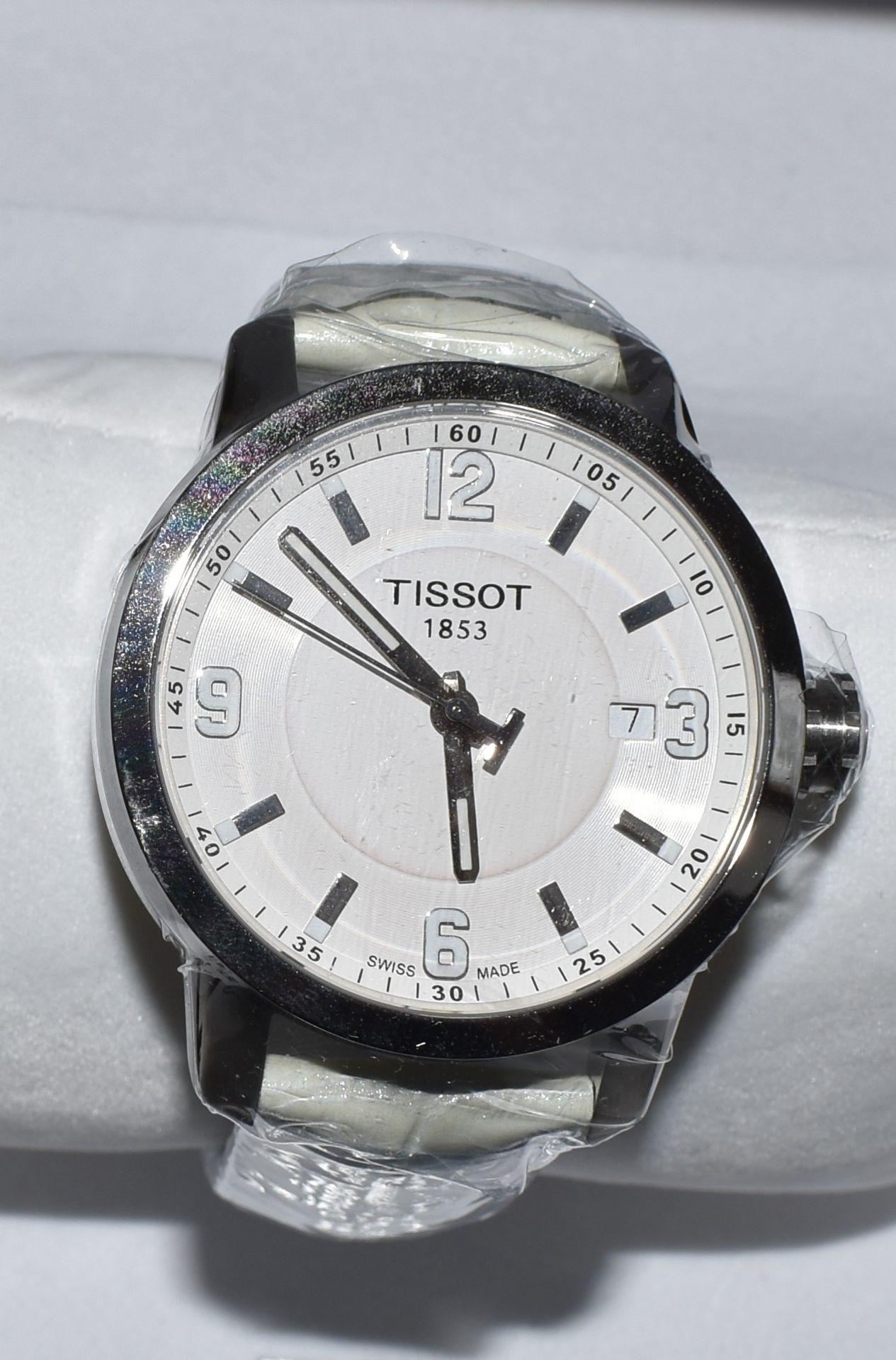 Tissot Men's Watch TO55.410.16.017.00