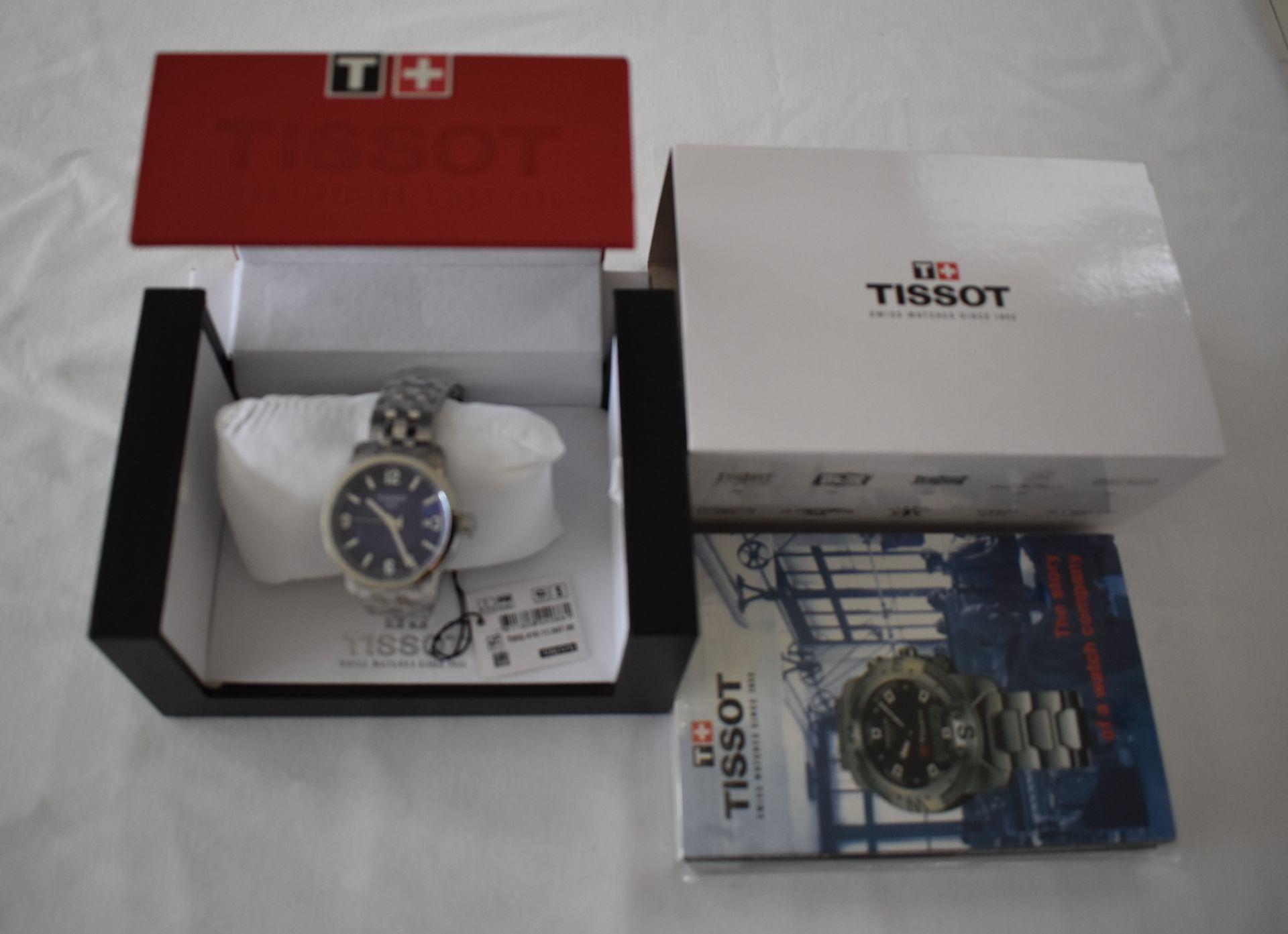 Tissot Men's Watch TO55.410.11.047.00
