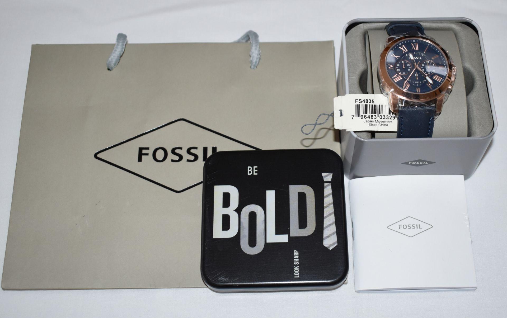 Fossil Men's Watch FS 4835
