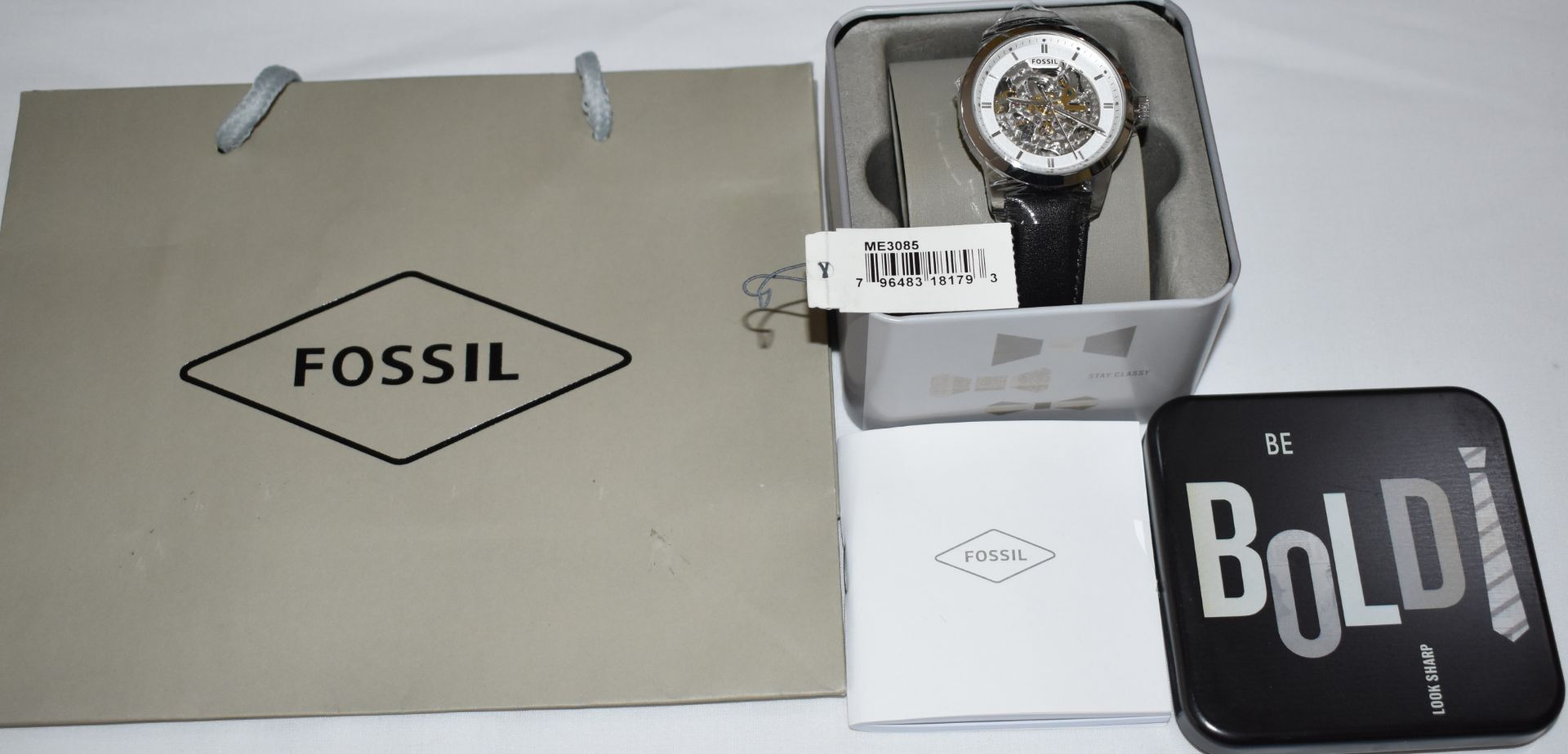 Fossil Men's Watch ME3085 - Image 2 of 3