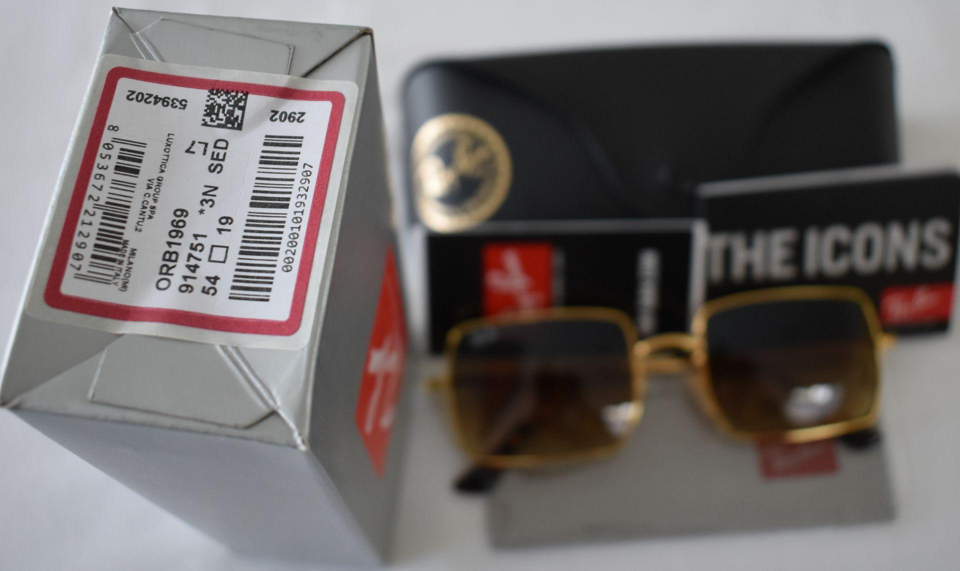 Ray Ban Sunglasses ORB1969 914751 *3N - Image 3 of 3