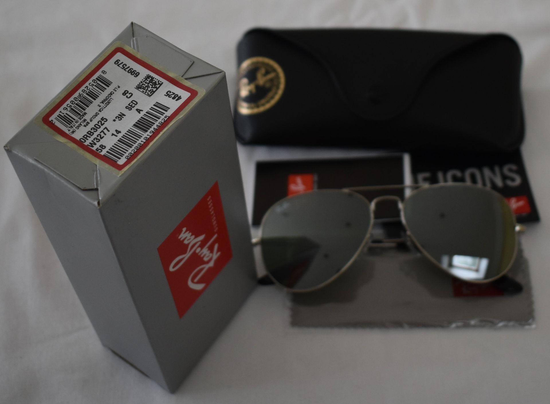 Ray Ban Sunglasses ORB3025 W3277 *3N - Image 2 of 2
