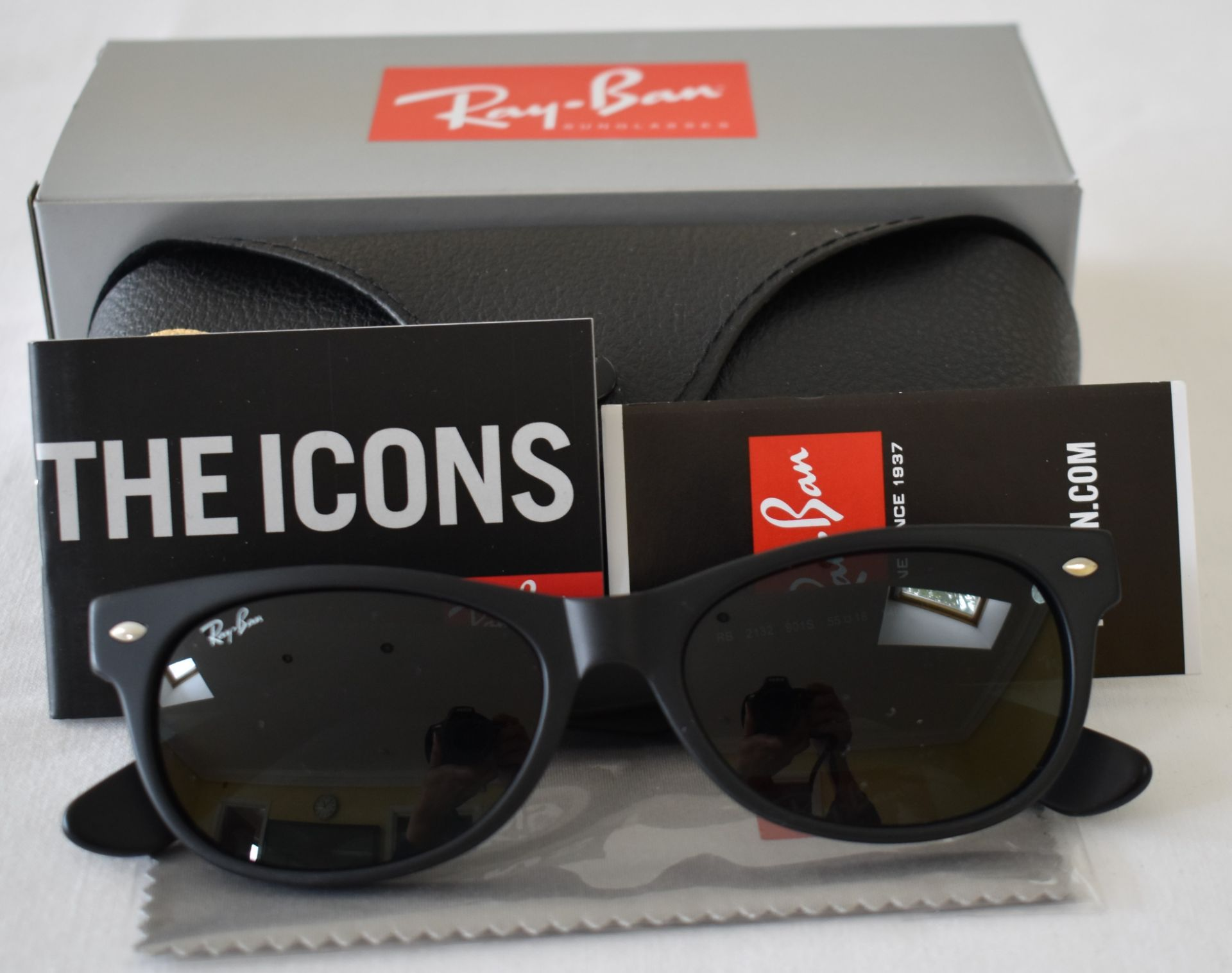Ray Ban Sunglasses ORB2132 901S *3N