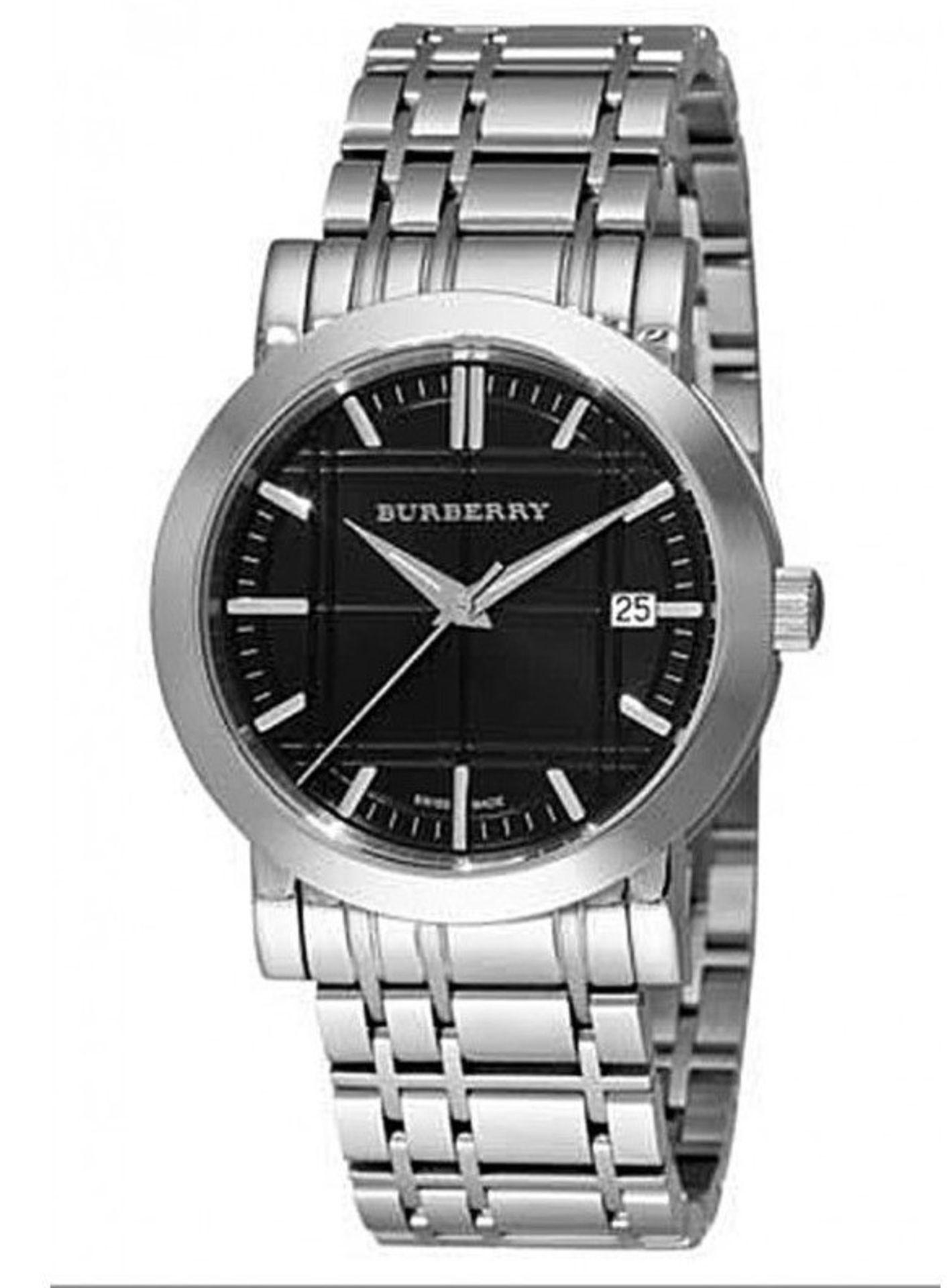 Burberry BU1365 Ladies Watch - Image 2 of 2
