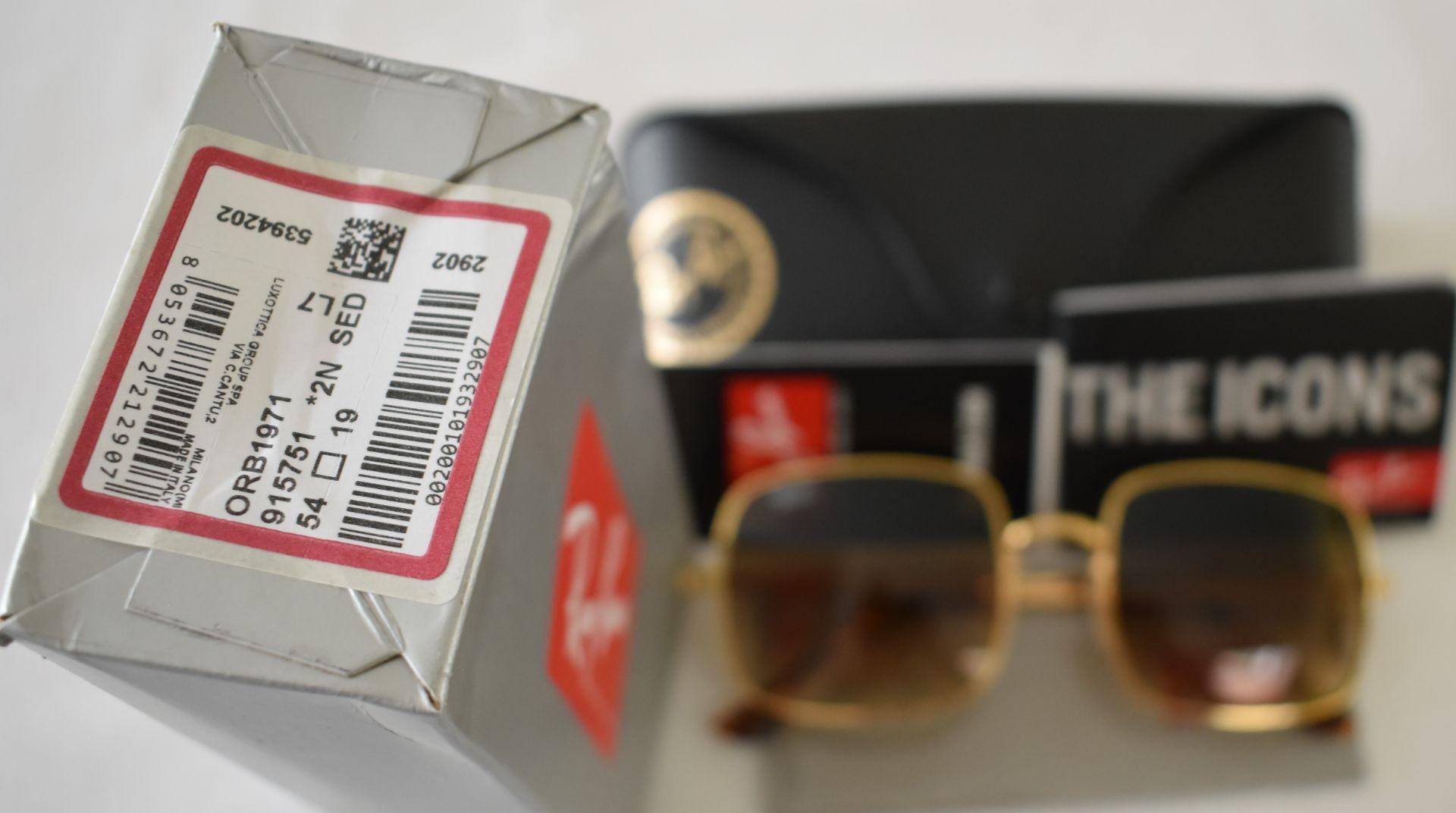 Ray Ban Sunglasses ORB1971 915751 *2N - Image 3 of 3