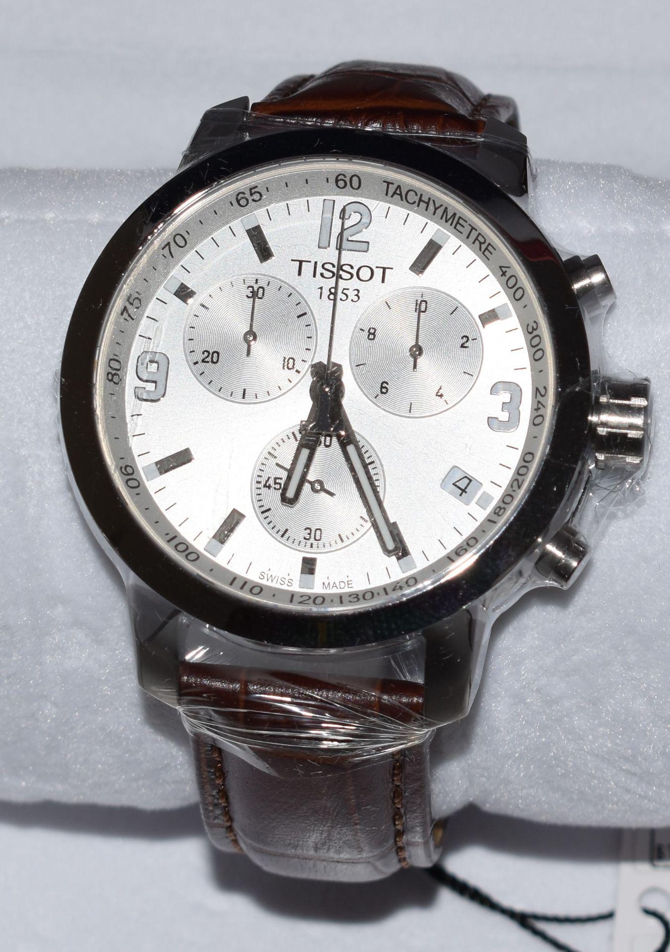 Tissot Men's Watch TO55.417.16.037.00 - Image 2 of 3