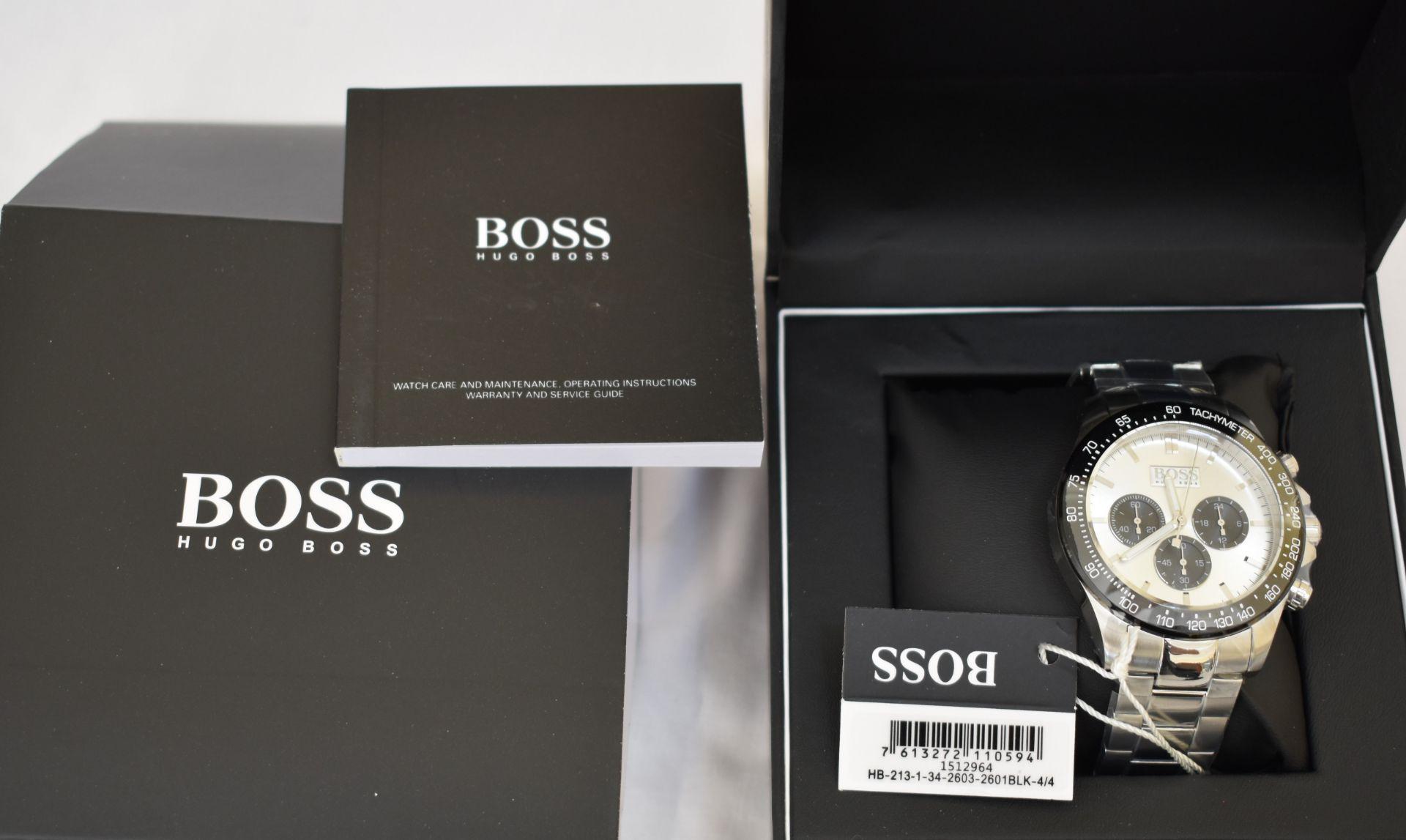 Hugo Boss Men's Watch 1512964
