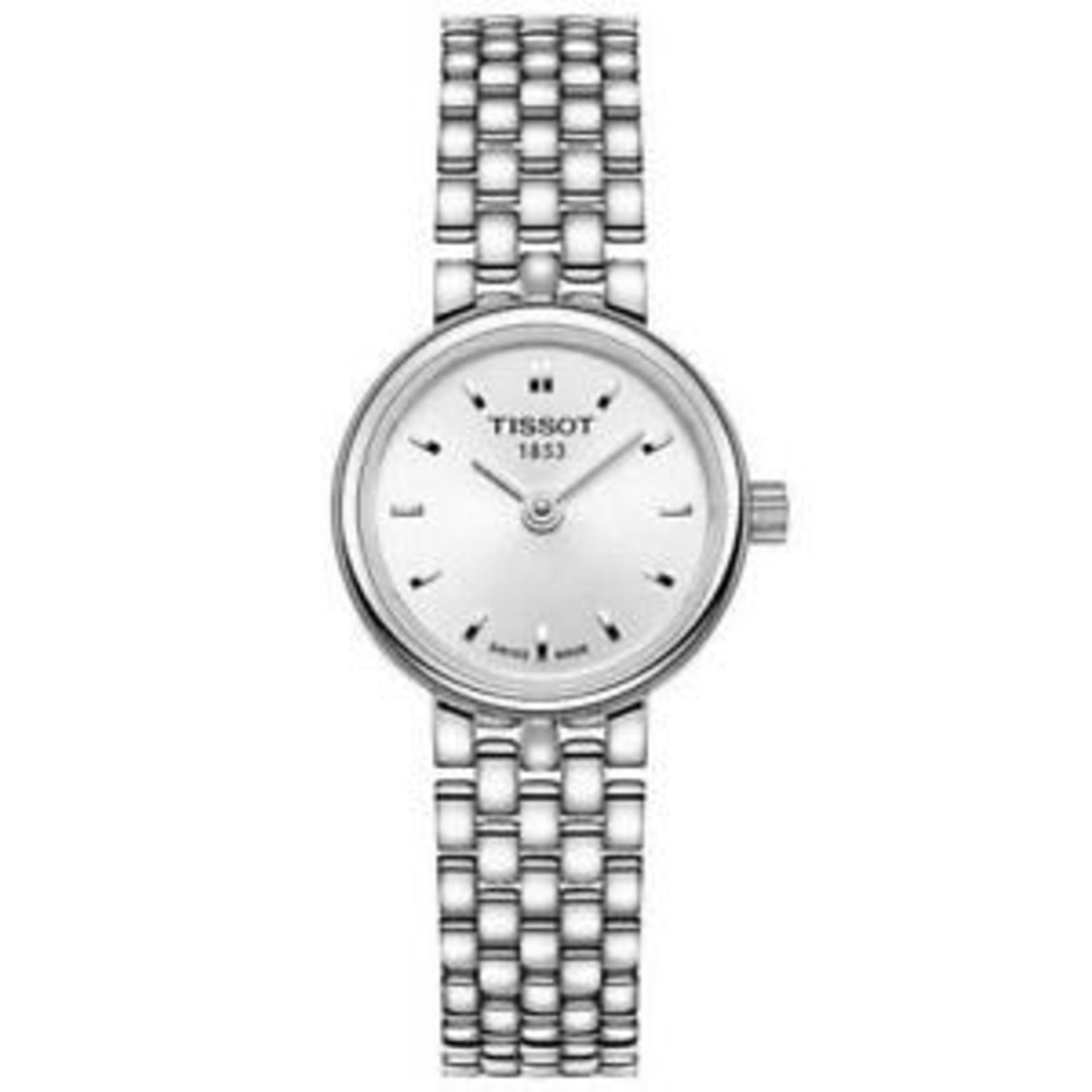 Tissot Ladies Watch TO58.009.11.031.00 - Image 2 of 3