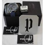 Police PL.14638XSUBL/03 Men's Watch