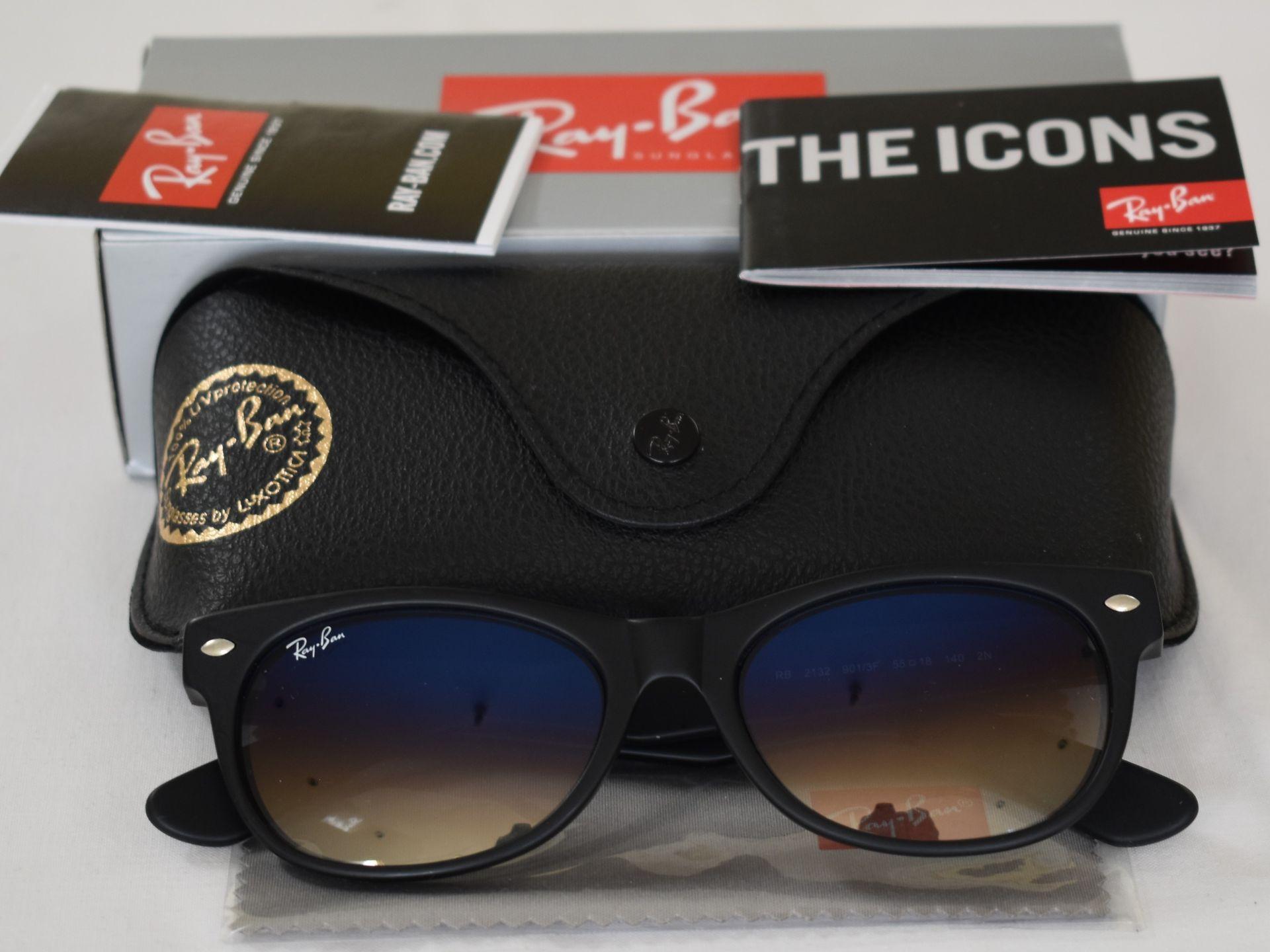 Ray Ban Sunglasses ORB2132 901/3F *3N