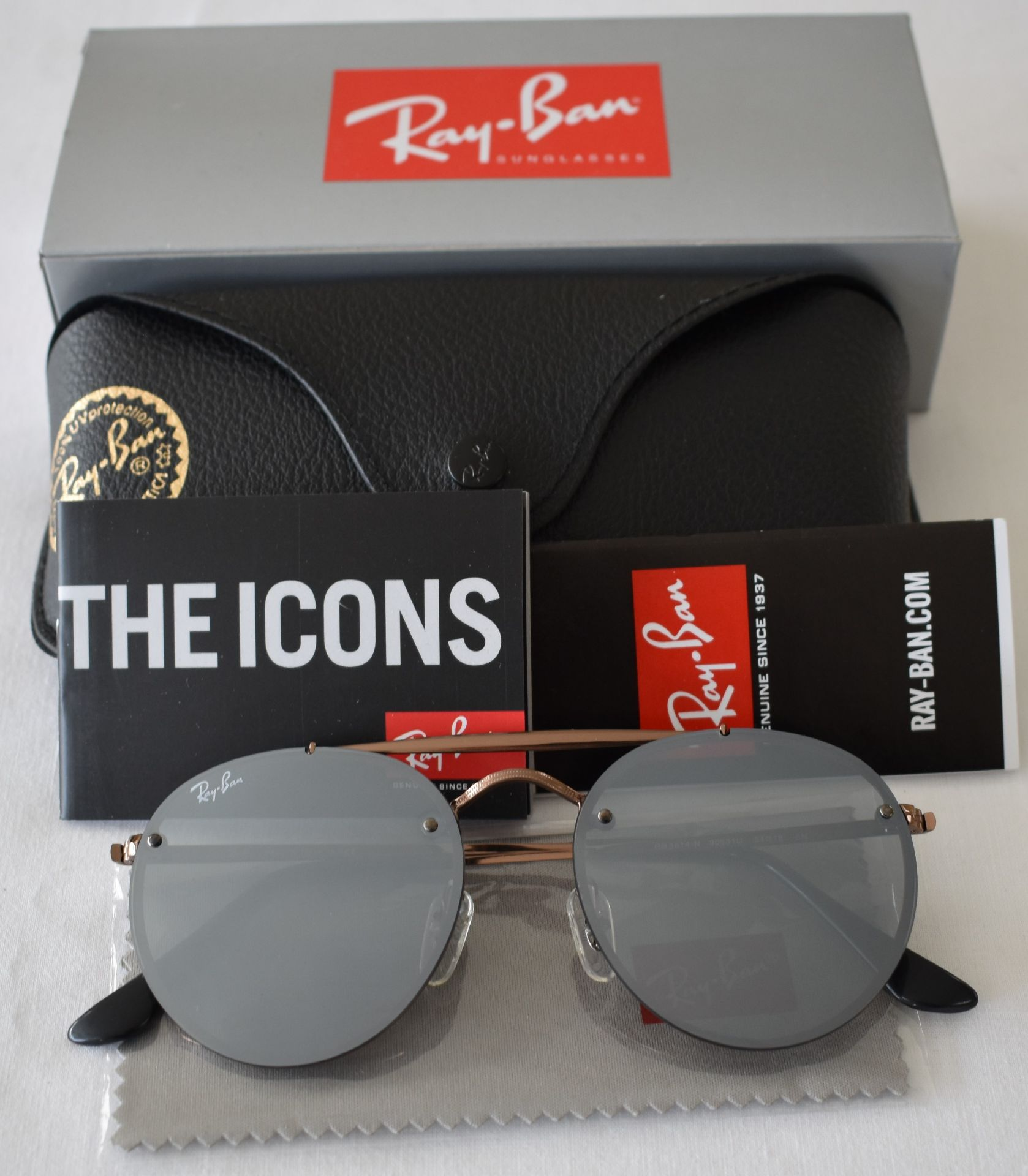 Ray Ban Sunglasses ORB3614N 90531U *2N