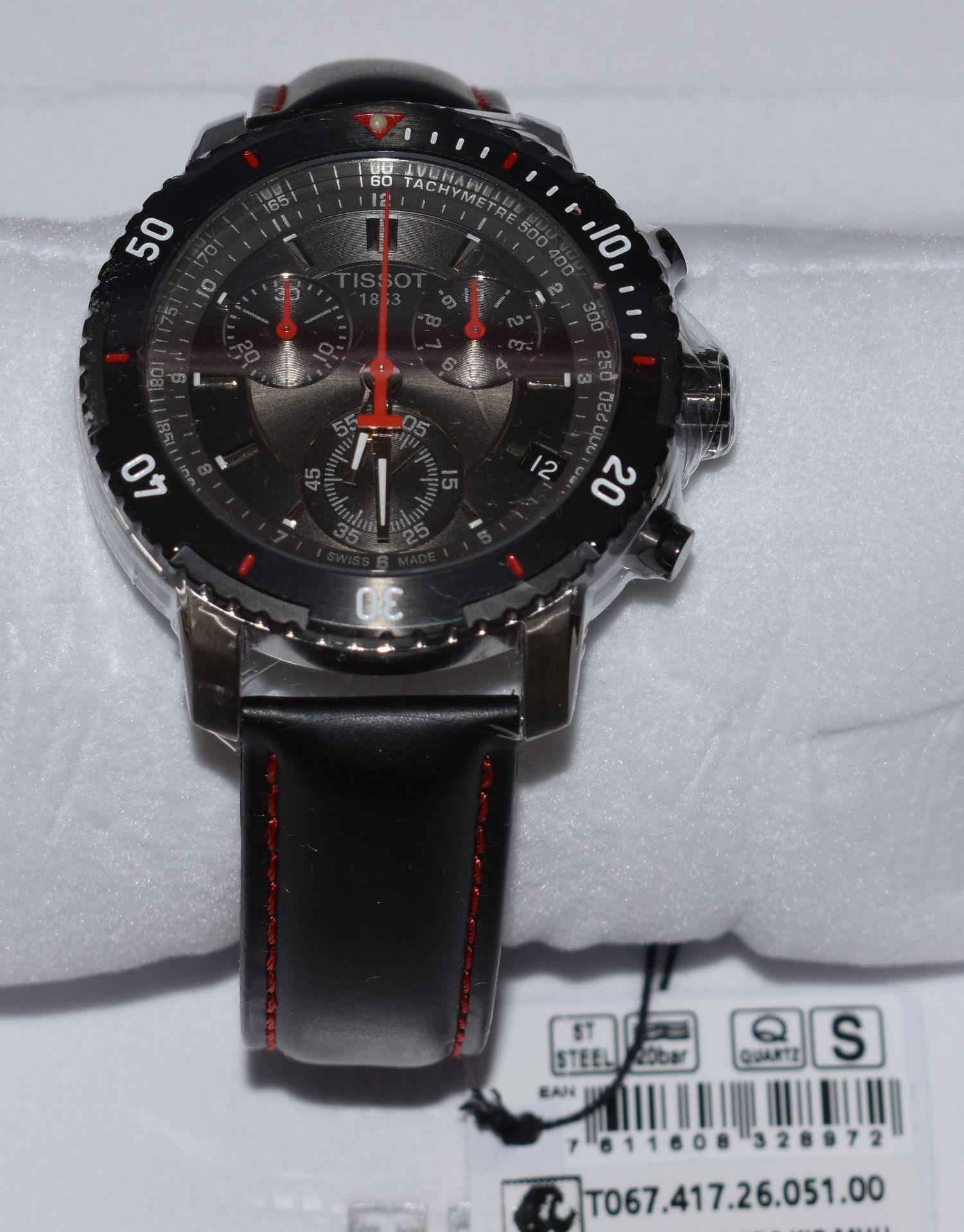 Tissot Men's watch TO67.417.26.051.00 - Image 2 of 3
