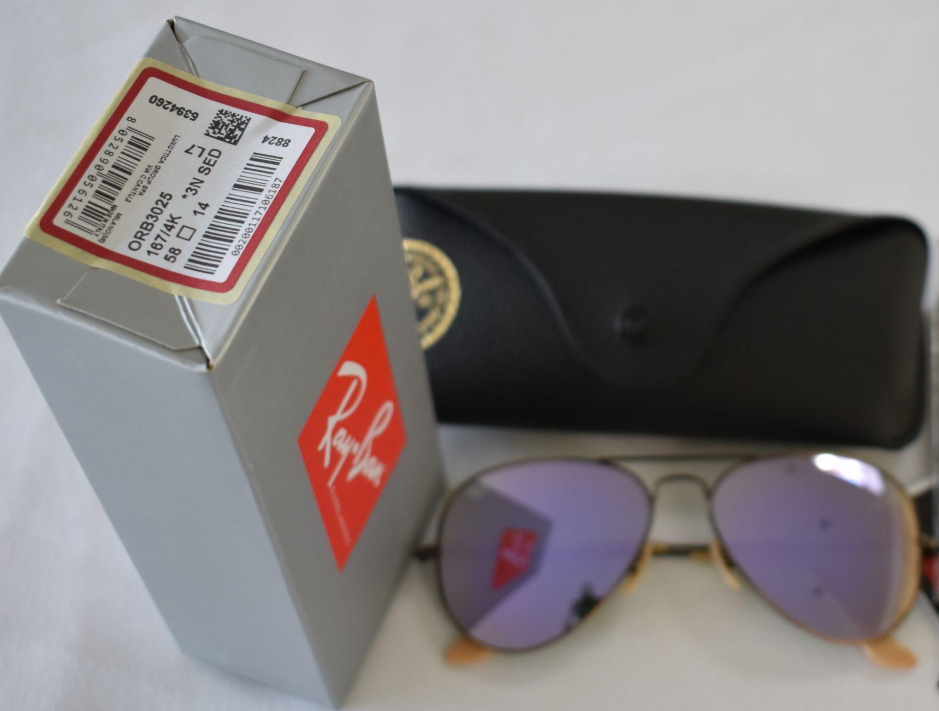 Ray Ban Sunglasses ORB3025 167/4K *3N - Image 2 of 2