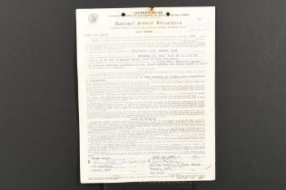JERRY LEE LEWIS Music contract