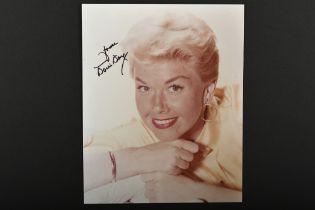 DORIS DAY (1922-2019) Original signature