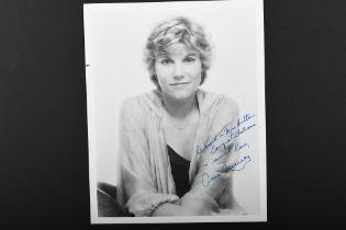 ANNE MURRAY Original signature