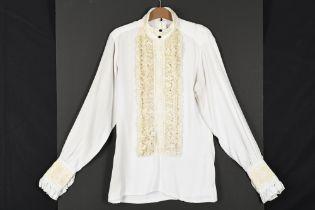BRIAN JONES Stage worn shirt