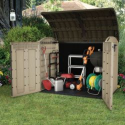 No Reserve Garden Auction: BBQs, Garden Storage, Hot Tubs, Power Tools, Rattan and Sheds | Customer Returns