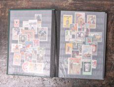 Sammlung alter historischer Werbemarken (1920-60er Jahre), insg. ca. 640 Stück, von Maggi,