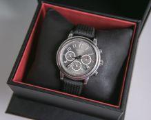 "Herrenarmbanduhr ""Chopard"" (Swiss made), Certified Chronometer, 1000 Miglia, Edelstahlgehäuse,"