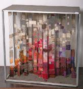 Eusemann, Stephan, Prof. (1924 - 2005), Designobjekt bzw. Installation (1970er Jahre), offener