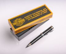 """Rollerball-Stift von """"Harley-Davidson"""", Modellnr. 2619515, im orig. Etui."""